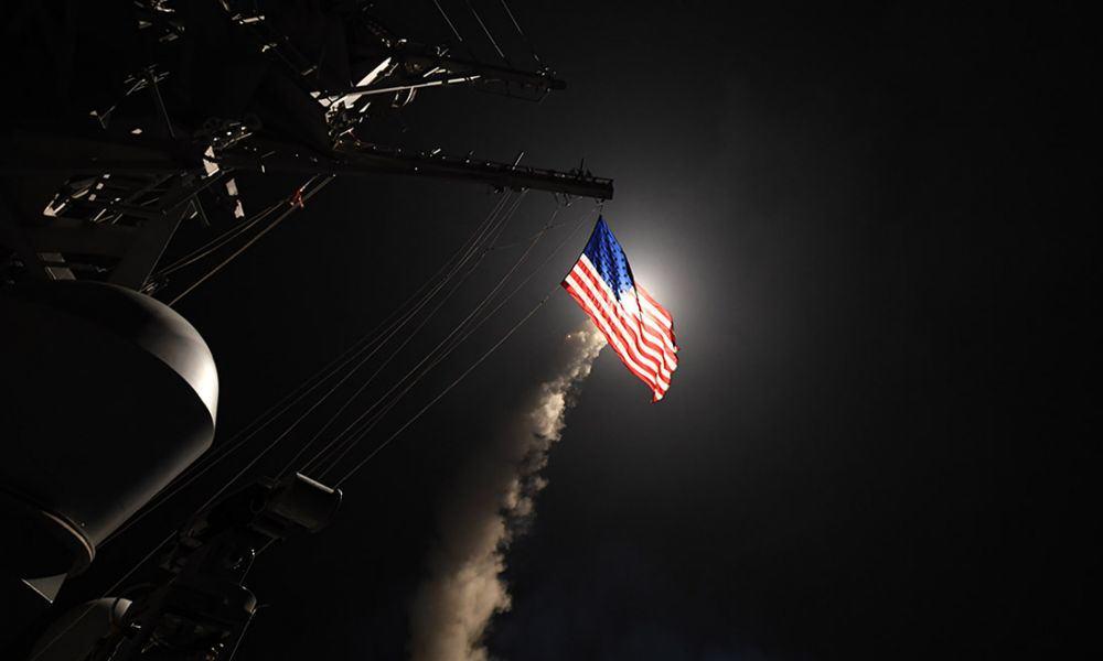 L'assurdo attacco di Trump contro la Siria