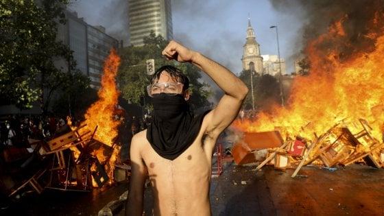 CHILE DESPERTO' (Il Cile si è svegliato)