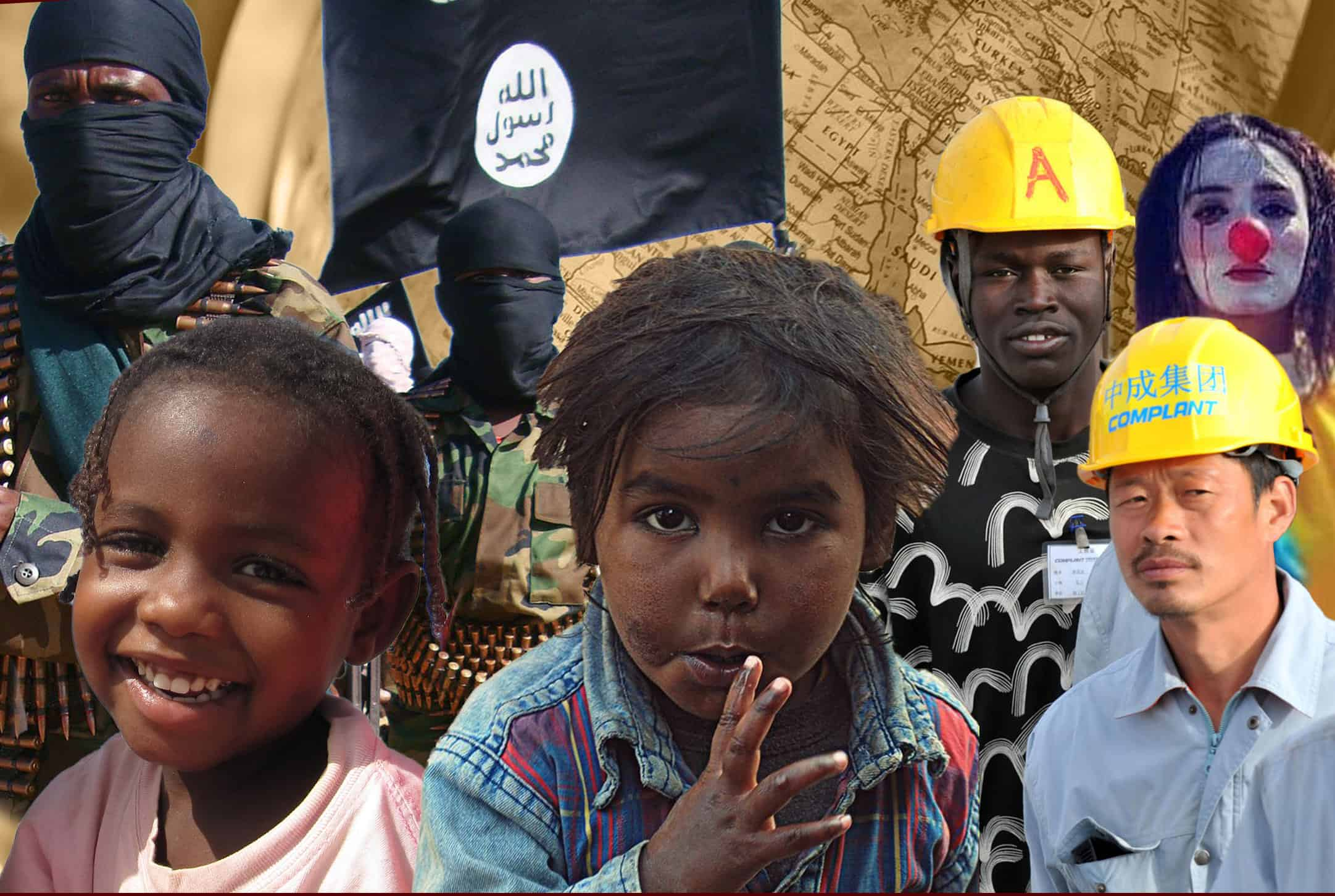 """IMMAGINE dell'evento """"La Geopolitica delle grandi potenze e gli effetti sui popoli"""""""