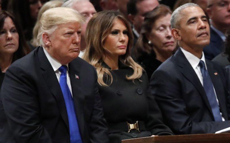 «Obamagate», l'ex presidente Usa nella bufera